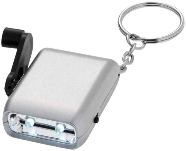 Kľúčenka svietidlo s dynamom Carina