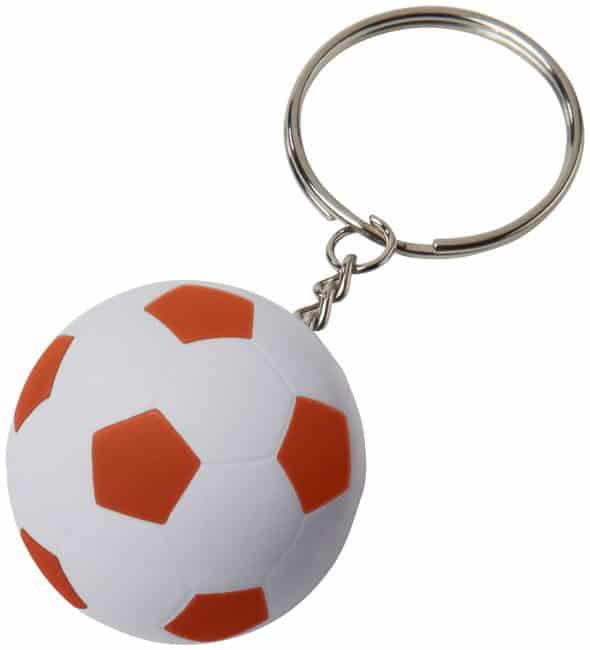 Futbalový prívesok na kľúče Striker
