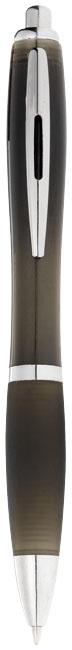 Guľôčkové pero Nash s čiernym úchopom