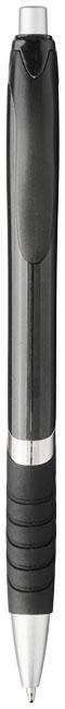 Guličkové pero s gumeným úchopom Turbo