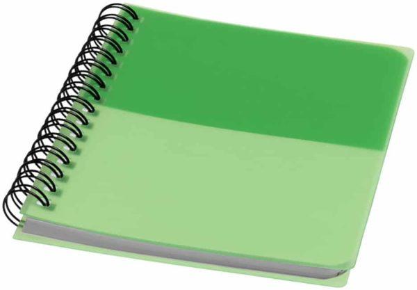 Farebný zápisník A6