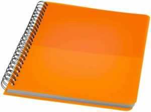 Farebný zápisník A5