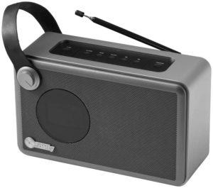 Rádiobudík Whirl