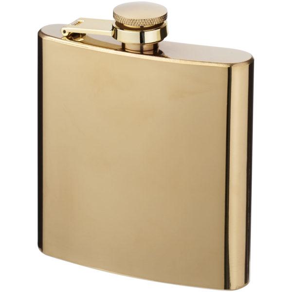 Zlatá vrecková fľaša Elixer 175 ml