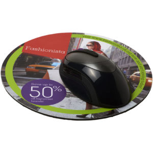 Guľatá podložka pod myš Q-Mat®