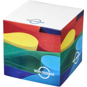 Cube malý poznámkový blok 75x75